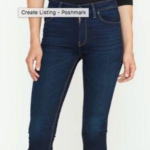 Barbara High-Rise Hudson Super Skinny Jean